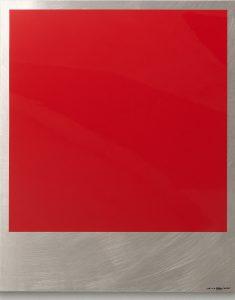 porsche indischrot auf aluminium